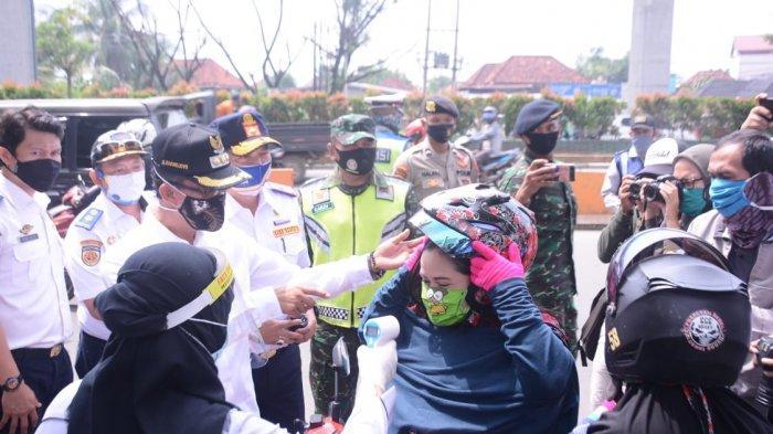 Hari ke-16 PSBB Palembang, Harnojoyo: Kesadaran Masyarakat Palembang Makin Meningkat