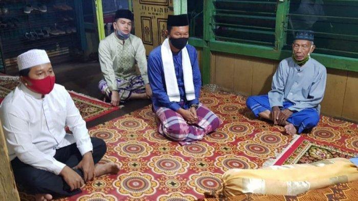 Keluarga Tak Kuasa Tahan Tangis saat Harnojoyo Tiba di Rumah Petugas Damkar yang Gugur Bertugas