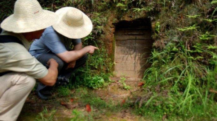 Niatnya Cari Tikus, Petani Malah Temukan Ruangan Rahasia, Saat Dibuka Isinya Bikin Bengong
