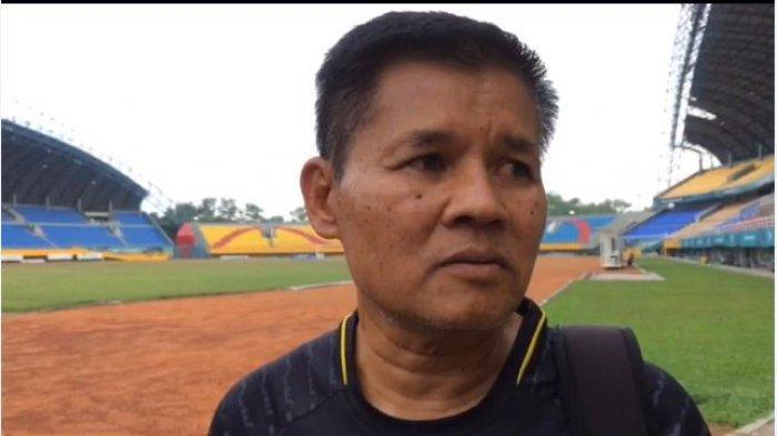 Mental Pemain Sriwijaya FC Drop, Ini Jurus Hartono Ruslan Bangkitkan Semangat saat Latihan