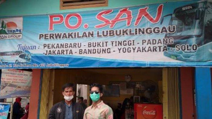 Pencuri HP Karena Belum Makan Dua Hari Di Lubuklinggau Dipulangkan ke Kampung Halamannya