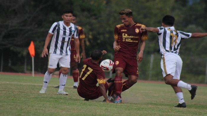 Sriwijaya FC Beri Komentar Usai Ajang Piala Walikota Solo 2021 Disebut Turnamen Tim Sultan