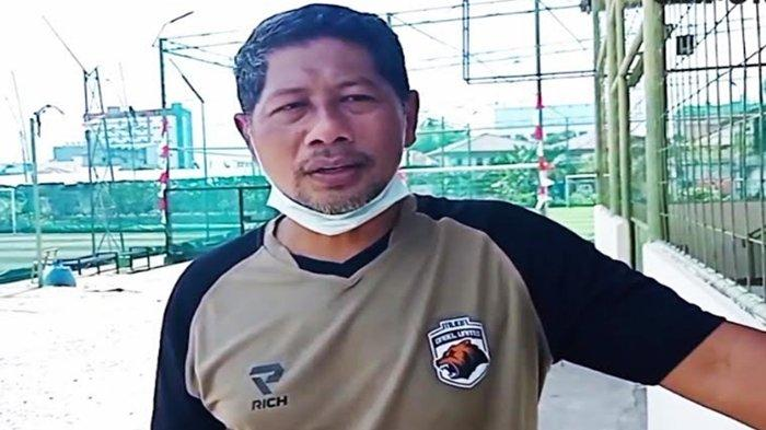Jelang Sriwijaya FC vs Muba Babel United di Liga 2 : Sasi Kirono Tak Gentar Hadapi Nama Besar SFC
