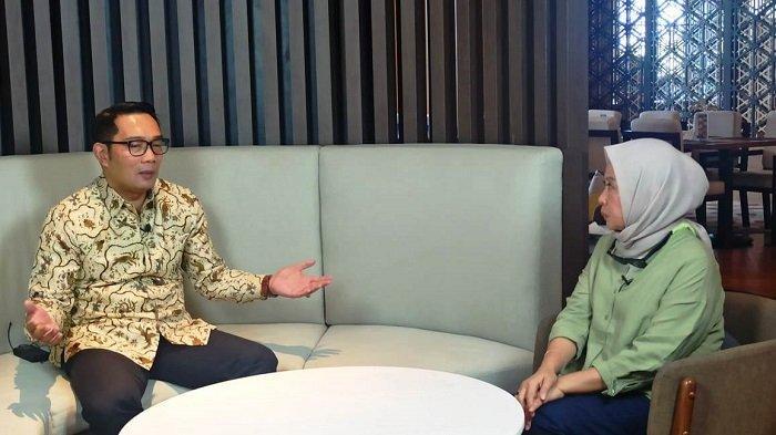 Ridwan Kamil Blak blakan Potensi Capres (2-habis), Jawaban dari Semua Masalah Itu Pancasila