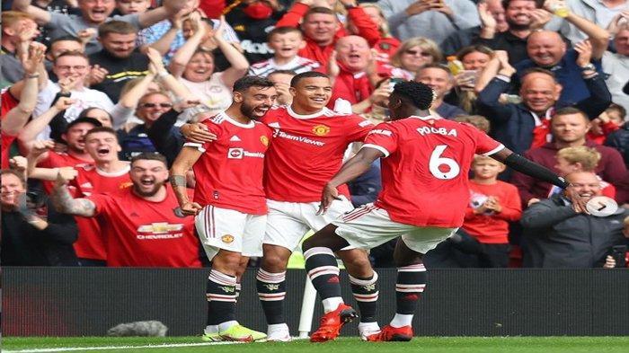 Head To Head (H2H) Man United vs Everton, Setan Merah Unggul, Berpeluang Rebut Puncak Klasemen