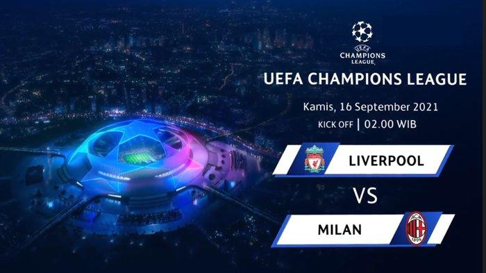 Head To Head Liverpool vs AC Milan Jelang Pertemuan di Liga Champions, Rivalitas Bersejarah