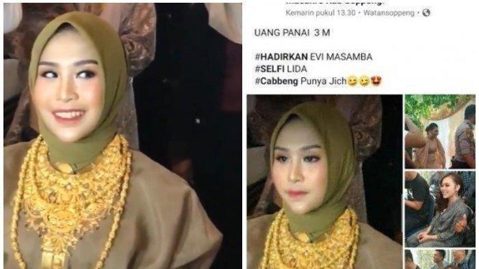 Viral Uang Panaik Perkawinan Gadis Cantik Capai Rp 3 Miliar, Fakta Sebenarnya