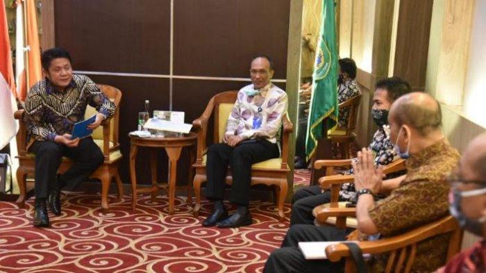 Gubernur Sumsel dan BPKP Kawal Bantuan Modal Kerja UMKM, Jangan Sampai Salah Bimbingan