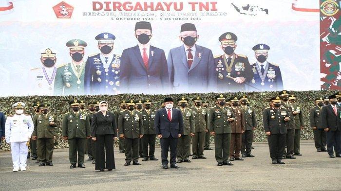 Herman Deru Ajak TNI Tingkatkan Peran Jaga Ketahanan Pangan di Sumsel