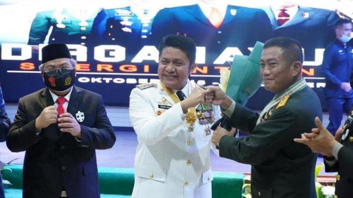 HUT ke-75 TNI, Herman Deru Harapkan TNI Tingkatkan Kontribusi Bidang Ketahanan Pangan