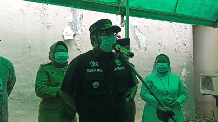Herman Deru Tunjuk Edward Candra Jadi Pelaksana Harian Kabupaten OKU