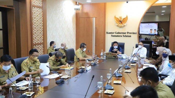 Herman Deru Minta Komisi IV dan V DPR Dorong Pembangunan Pelabuhan Tanjung Carat
