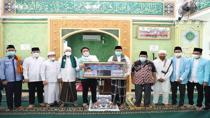 Libatkan Lembaga Pendidikan Islam, Herman Deru Gugah Pemuda Sumsel Cintai Masjid