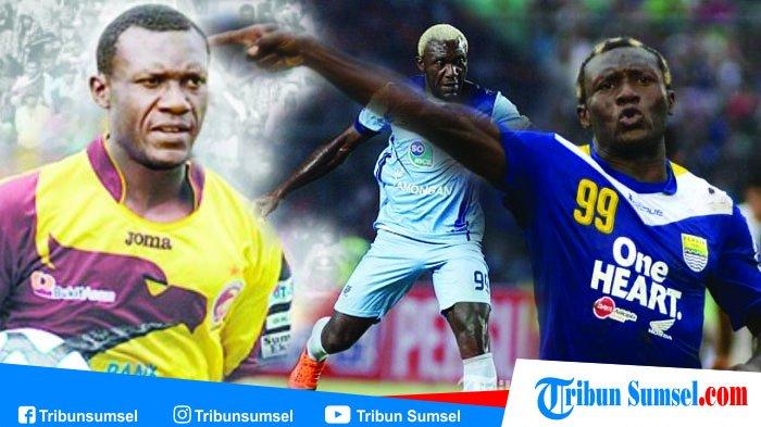Sriwijaya FC Akhirnya Batal Rekrut Dzumafo, Ini Dia Alasannya