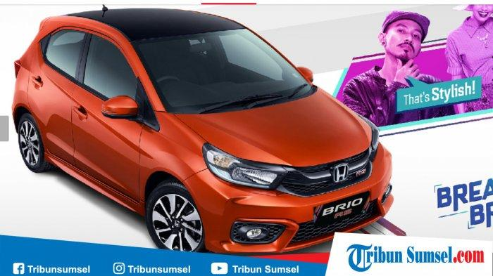 Harga Mobil Honda Brio Semua Tipe Terbaru 2019 Dan Harga Bekas Honda Brio 2013 2018 Tribun Sumsel