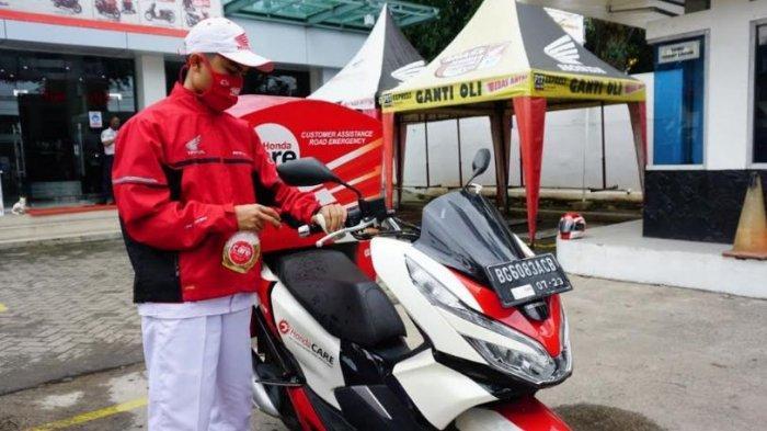 HondaCARE Astra Beroperasi Lima Jam Selama PSBB Palembang, Ini Jadwalnya