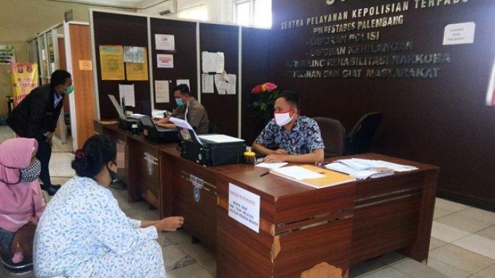 Ditinggal Suami Bekerja, Seorang Istri di Palembang Hampir Diperkosa Tetangga, Kaget Tubuh Diraba