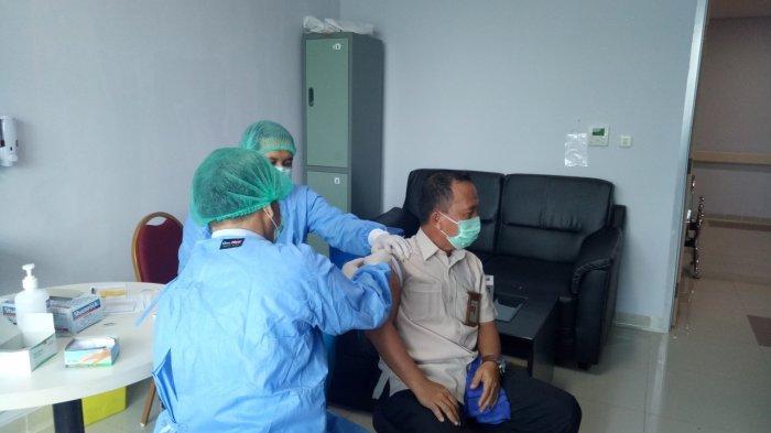 Cukup Bawa KTP Daftar Vaksinasi di RSMH Palembang, Bagi Karyawan RSMH Palembang