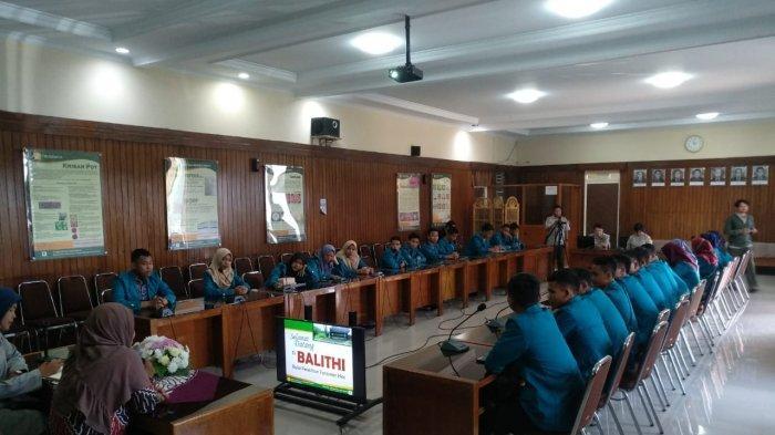 Tambah Ilmu Pengetahuan, Siswa ATPH SMK PP Negeri Sembawa Lakukan Field Trip
