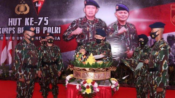 Telah Berusia ke-75 Tahun, Ini Kemampuan Khusus Korps Brimob Polri