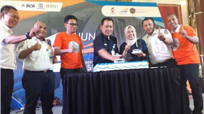 Perayaan 1 Tahun LRT di Palembang, Jadi Transportasi Idola, Sudah Angkut 2.214.737 Penumpang