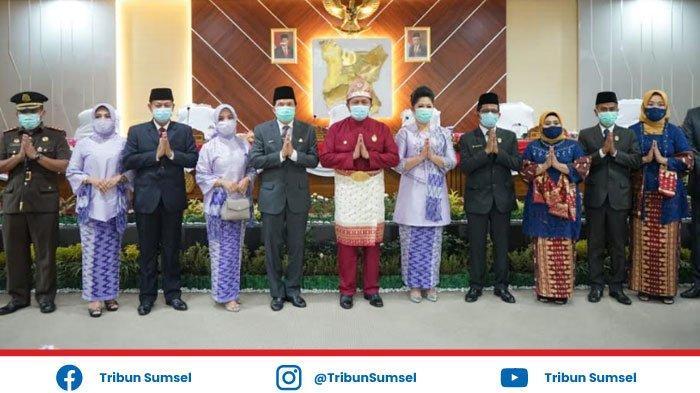 Gubernur Sumsel Herman Deru Kucurkan Bantuan Rp 62 Miliar Saat Hadiri HUT ke 19 Kota Prabumulih