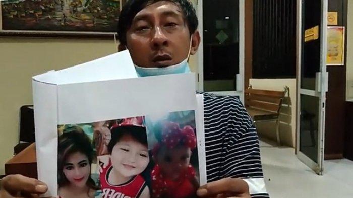 Ibu Muda dan Dua Balitanya Dikabarkan Hilang setelah Naik Travel dari Palembang Menuju Tanjung Enim