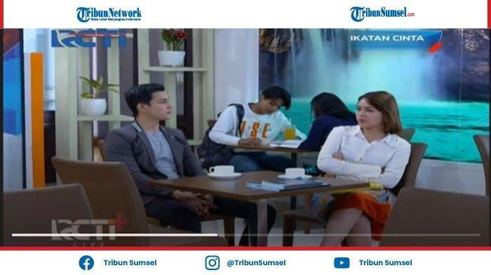 Ikatan Cinta 13 April 2021: Andin Minta Tolong Rafael Tanyakan Ricky Kehamilan Elsa, dan Ricky Tiba
