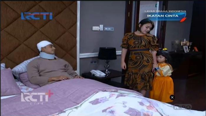 Ikatan Cinta 9 Mei 2021: Elsa dan Sarah Sama Panik, Al Tahan Sakit di Depan Reyna Agar Tak Kecewa?