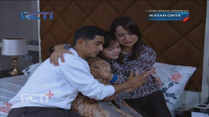 Ikatan Cinta 9 Juni 2021: Andin Kisahkan Anaknya yang Jadi Reyna kepada Rossa, Hingga Takut Hilang