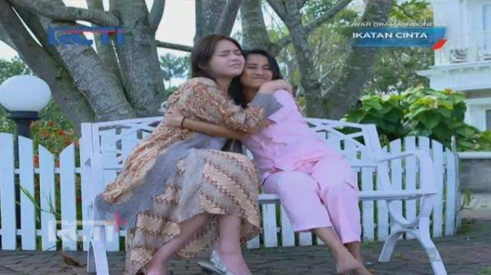 Ikatan Cinta 9 Juni 2021: Andin Ceritakan Reyna kepada Mirna, Orang Pertama Bagi Andin