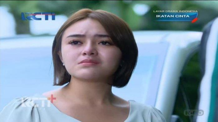 Ikatan Cinta 18 Juni 2021 : Andin Sebut Nino Tak Pantas Jadi Ayah Nindi (Reyna), Makin Panas