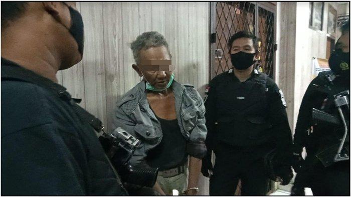Imingi Uang Rp 50 Ribu, Kakek Umur 62 Tahun di Palembang Cabuli 2 Anak Dibawah Umur