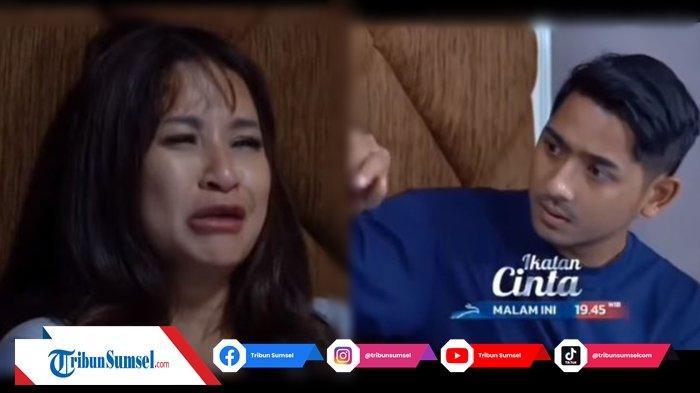 Ikatan Cinta 13 Oktober 2021, Mama Rosa Depresi Lagi, Penyebab Teror Didalangi Irvan Paman Andin?