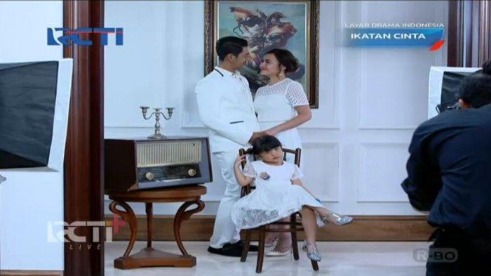 Rangkuman Sinetron Ikatan Cinta RCTI Episode 171-172: Aldebaran Ragu Reyna Itu Anak Andin