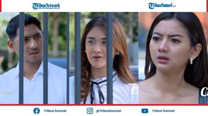 Ikatan Cinta 19 Juli 2021, Catherine Gencar Dekati Al, Elsa Ditampar Papa Surya Soal Pembunuhan Roy