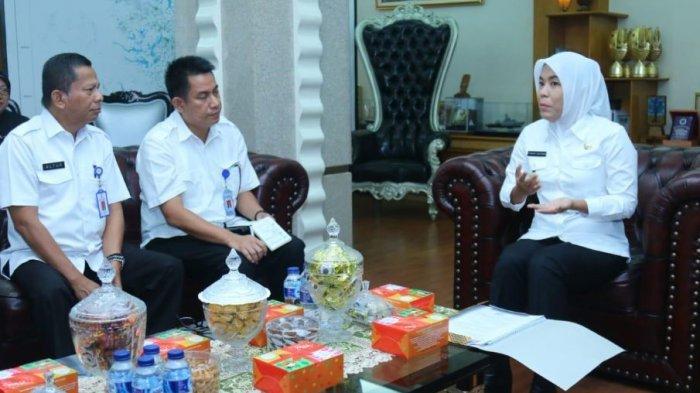 Wakil Walikota Sambut Baik Rencana IKPM OKU Timur Gelar Pentas Seni Budaya Komering di Palembang