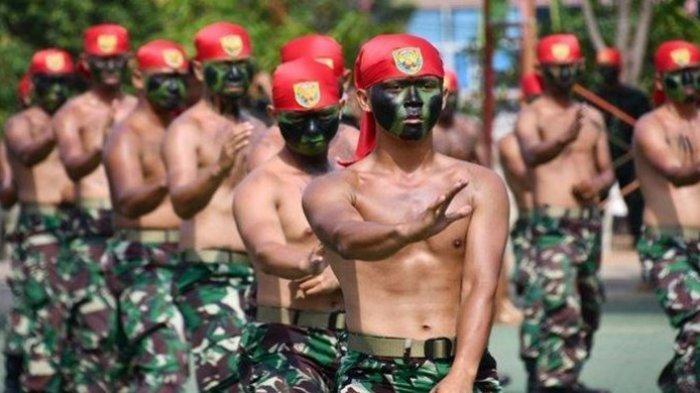 Pendaftaran Ditutup, Usai Jadi Pasukan Komcad, Ini Keuntungan dan Sanksi Militer yang Diterapkan
