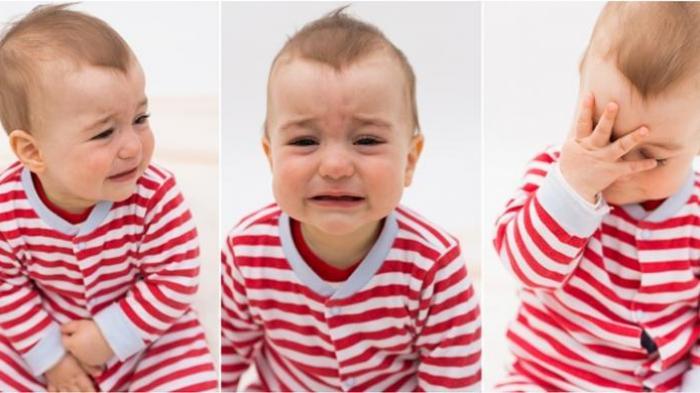 Cara dan Tips Mengatasi Anak yang Tidak Berhenti Menangis (Tantrum), Bunda Jangan Panik