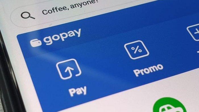 Cara Isi Saldo GoPay dari Driver, Alfamart dan Setor Tunai ATM Bersama, Berikut Langkah-Langkahnya