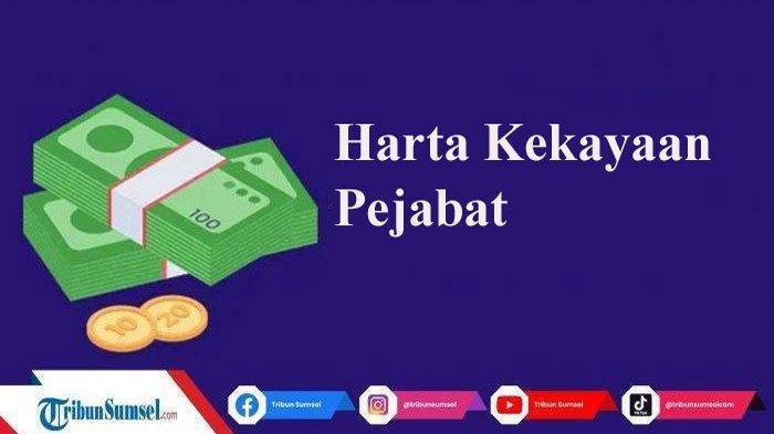 Update Harta Kekayaan Gubernur Sumsel Herman Deru, Bupati Muratara dan Walikota Pagaralam