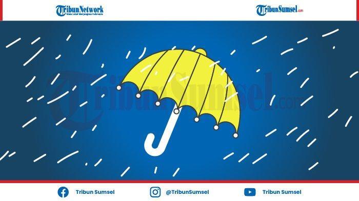 Hujan Seharian Mengguyur Kota Palembang, BMKG: Peralihan Musim Diprakirakan Berlangsung 2 Bulan