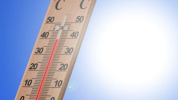 Panas Kota Palembang Capai 34 Derajat Celsius, Ini Penjelasan BMKG