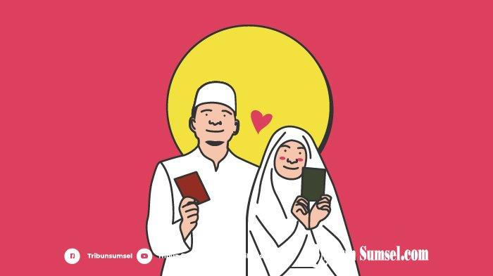 30 Ucapan Selamat Menikah Islami Atau Happy Wedding Paling Berkesan Untuk Pasangan Pengantin Tribun Sumsel