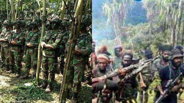Kondisi Papua Memanas Usai Anggota TNI Gugur Terlibat Baku Tembak Selama 4 Jam Dengan KKB, Kronologi