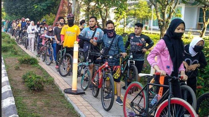 BPPD Palembang Bahas Penarikan Pajak Sepeda, Harnojoyo : Bisa Jadi Potensi Bagi Daerah