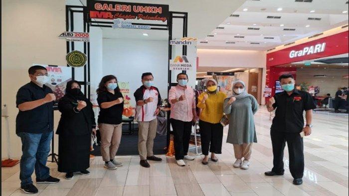 IMA Chapter Palembang Dorong UMKM Naik Kelas, Pasarkan Produk di Mall