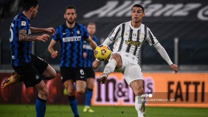 HASIL COPPA ITALIA Gusur Inter Milan,  Juventus  Melaju ke Final, Andrea Pirlo Bakal  Ukir Sejarah