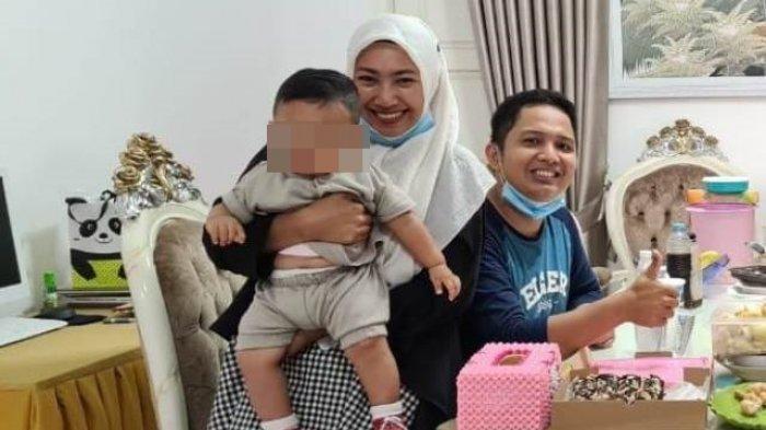 Indah Halimah Teridentifikasi, Penumpang Sriwijaya Air Bersama Suami, Mertua, Anak, dan Keponakan