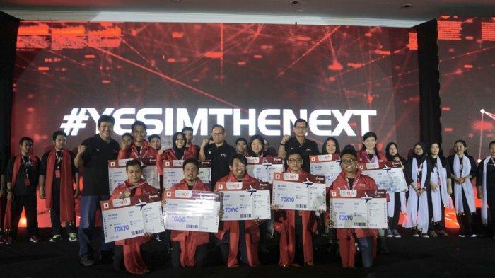 10 Terbaik IndonesiaNEXT 2018 Berangkat ke Jepang, Kalahkan 17 Ribu Peserta